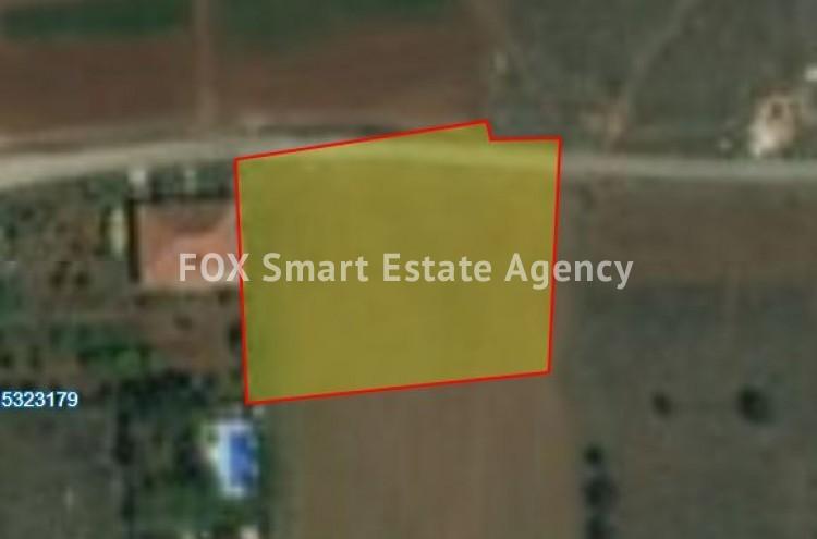 For Sale Residential Land 2,328sq.m in Kokkinotrimithia, Nicosia