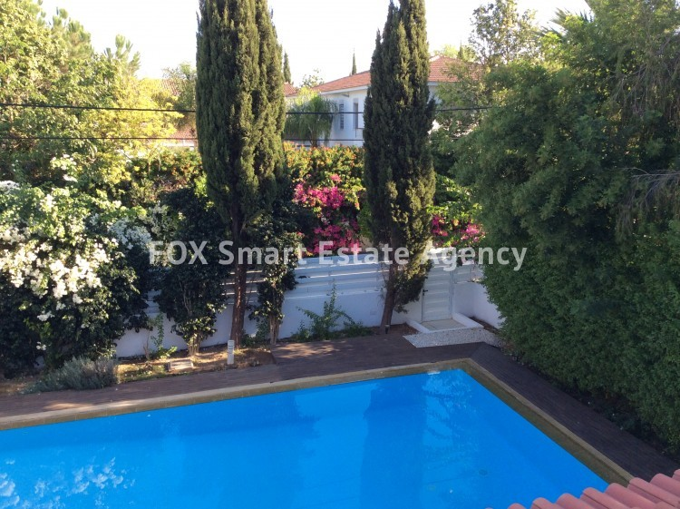 LUXURY DREAM HOUSE WITH A PRIVATE SWIMMING POOL, BUILT IN 2 PLOTS  IN ONE OF THE BEST AREAS OF NICOSIA 2