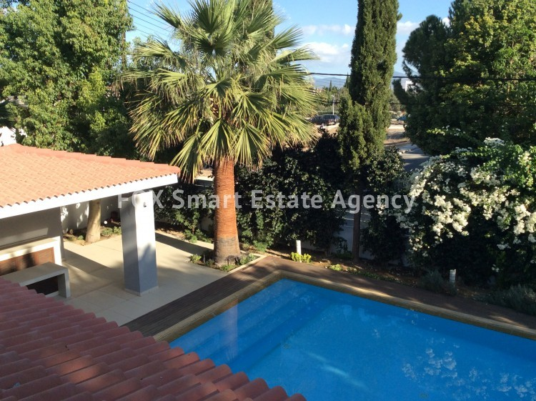 LUXURY DREAM HOUSE WITH A PRIVATE SWIMMING POOL, BUILT IN 2 PLOTS  IN ONE OF THE BEST AREAS OF NICOSIA 3