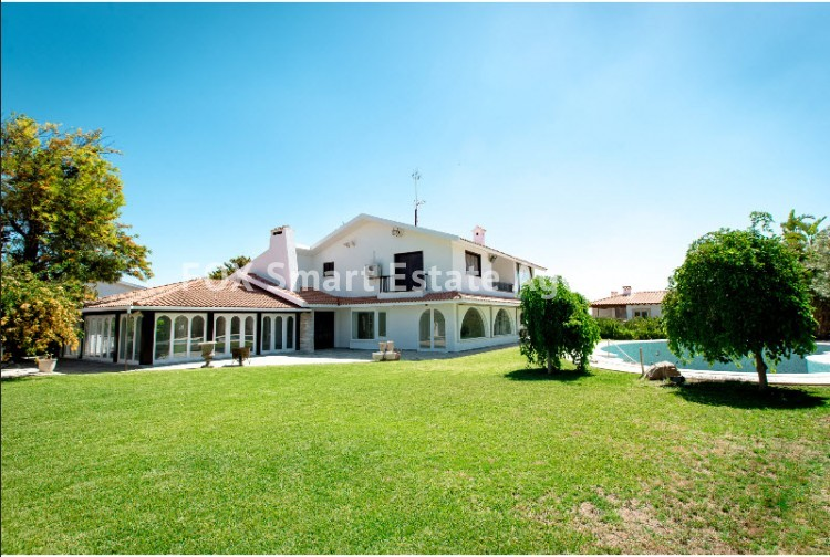 ONE OF A KIND 7 BEDROOM LUXURY HOUSE WITH PRIVATE SWIMMING POOL  - BUILT IN MORE THAN 2,000 SQUARE METERS