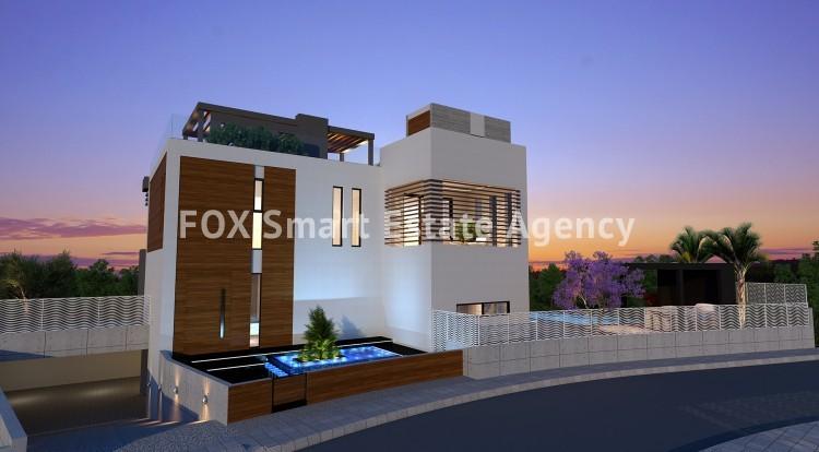 For Sale 4 Bedroom Detached House in Geroskipou, Paphos