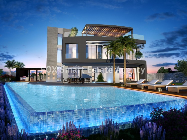 For Sale 4 Bedroom Detached House in Geroskipou, Paphos 2