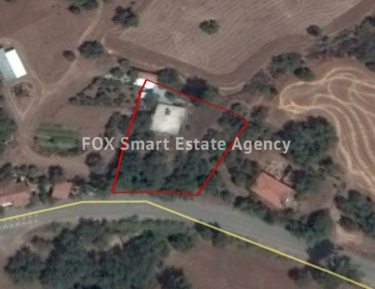Exclusive Listing - For Sale Residential Land 1,598sq.m in Lageia, Larnaca  2