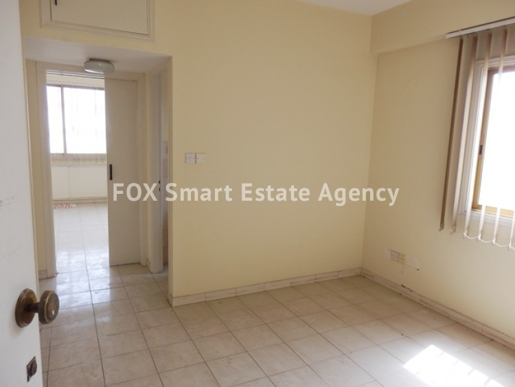 For Rent 65sq.m Office centrally located in Nicosia
