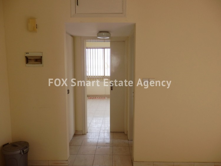 For Rent 65sq.m Office centrally located in Nicosia 2