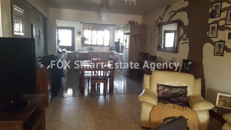 For Sale 2 Bedroom Maisonette House in Zinon, Larnaca