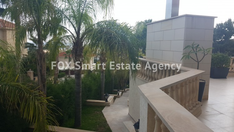 To Rent 6 Bedroom Detached House in Agios tychon, Limassol 12