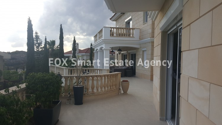 To Rent 6 Bedroom Detached House in Agios tychon, Limassol 14
