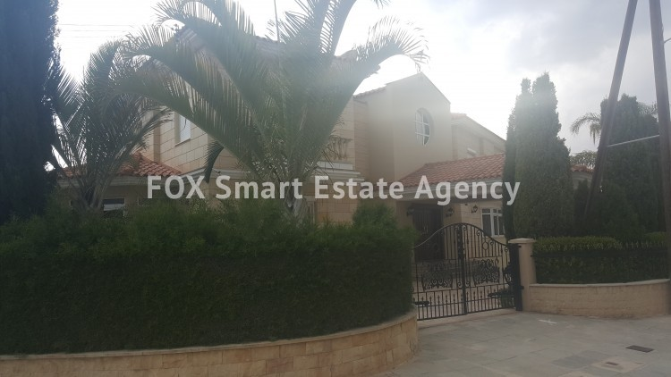 To Rent 6 Bedroom Detached House in Agios tychon, Limassol 2