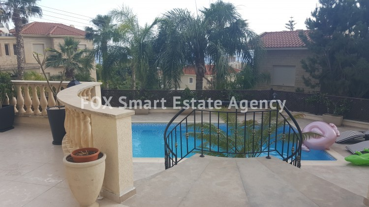 To Rent 6 Bedroom Detached House in Agios tychon, Limassol 23