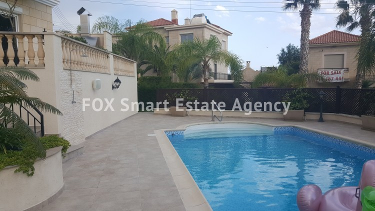 To Rent 6 Bedroom Detached House in Agios tychon, Limassol 27