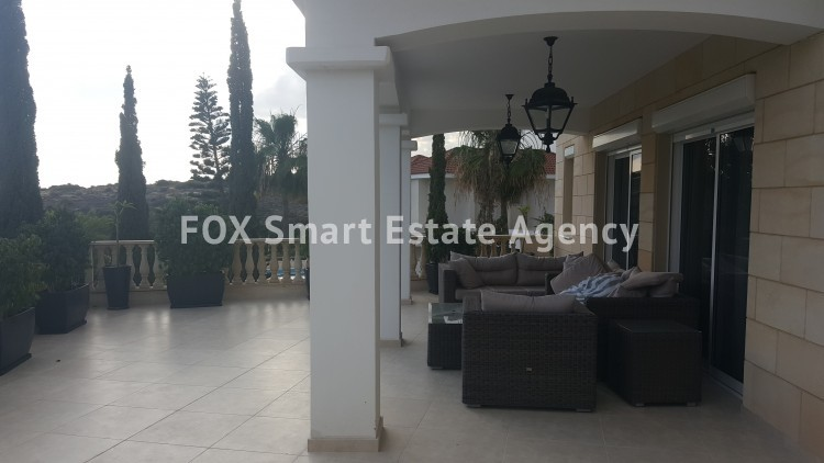 For Sale 6 Bedroom Detached House in Agios tychon, Limassol 18