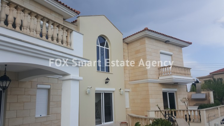 For Sale 6 Bedroom Detached House in Agios tychon, Limassol 20