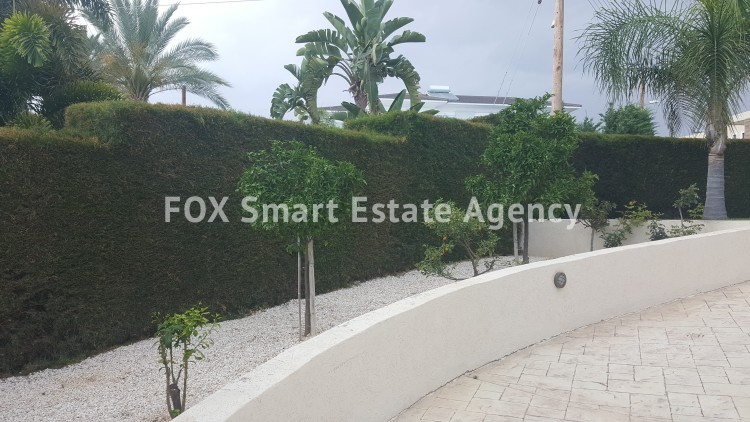 For Sale 6 Bedroom Detached House in Agios tychon, Limassol 22