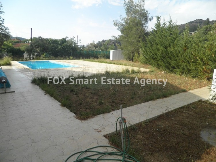 For Sale 2 Bedroom Country House in Palaichori oreinis, Nicosia