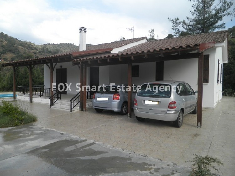 For Sale 2 Bedroom Country House in Palaichori oreinis, Nicosia 15