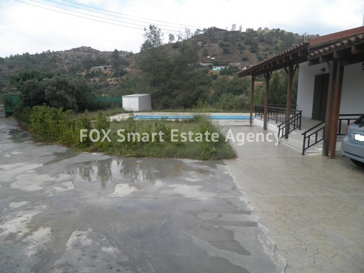 For Sale 2 Bedroom Country House in Palaichori oreinis, Nicosia 2