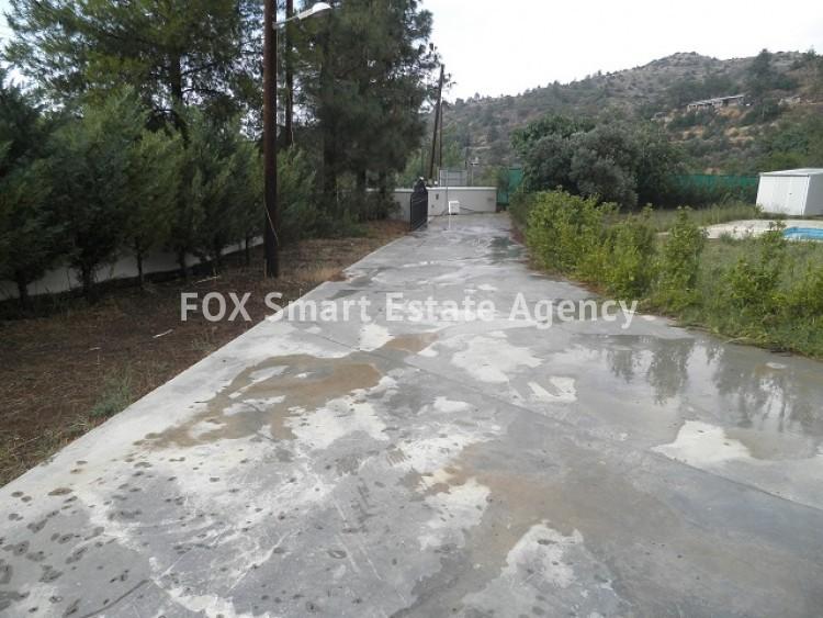 For Sale 2 Bedroom Country House in Palaichori oreinis, Nicosia 3