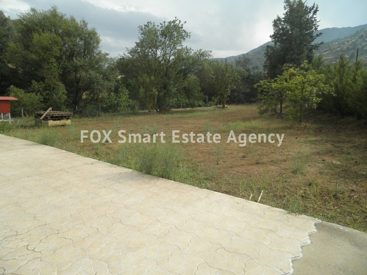 For Sale 2 Bedroom Country House in Palaichori oreinis, Nicosia 4