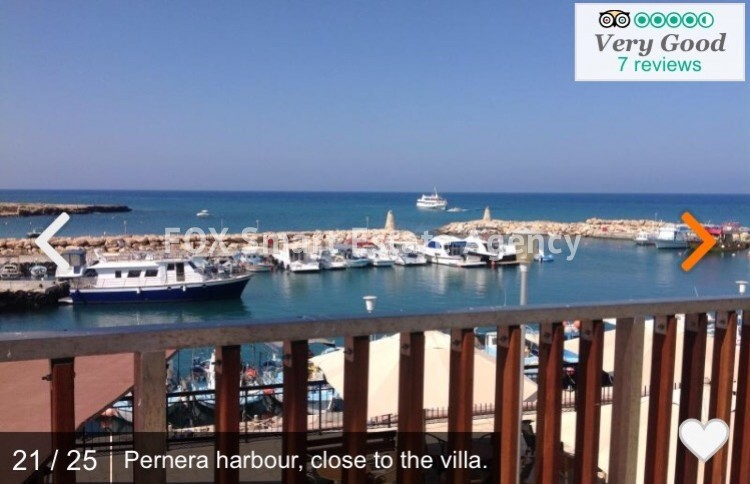 Holiday Let 3 Bedroom Detached Villa with Private Pool in Pernera 17