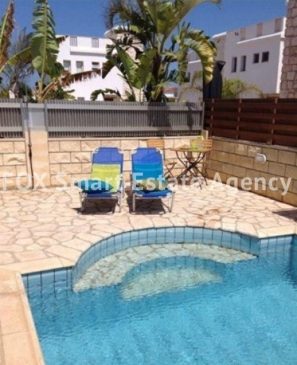 Holiday Let 3 Bedroom Detached Villa with Private Pool in Pernera 4