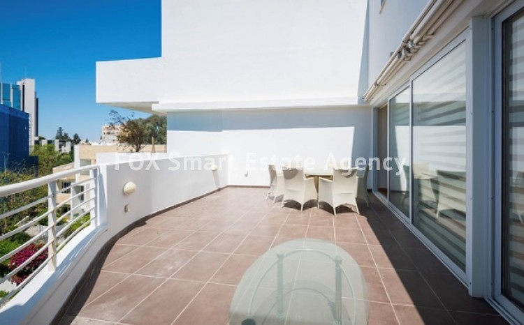 For Sale 3 Bedroom Luxurious Apartment in Nicosia Centre