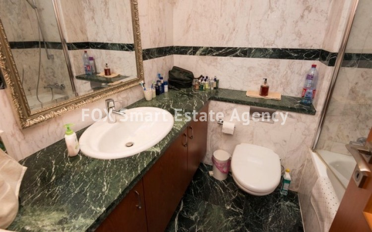 For Sale 3 Bedroom Luxurious Apartment in Nicosia Centre 13