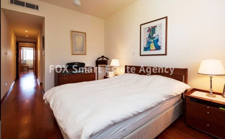 For Sale 3 Bedroom Luxurious Apartment in Nicosia Centre 14