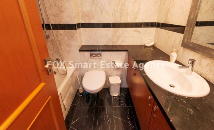 For Sale 3 Bedroom Luxurious Apartment in Nicosia Centre 16