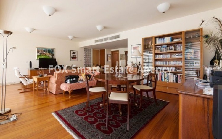 For Sale 3 Bedroom Luxurious Apartment in Nicosia Centre 5
