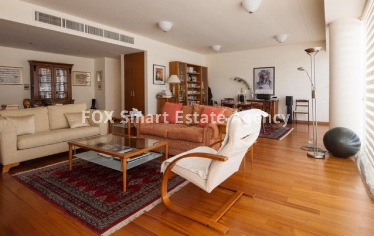 For Sale 3 Bedroom Luxurious Apartment in Nicosia Centre 6