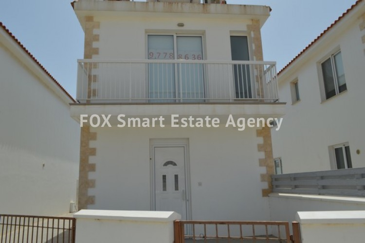For Sale FRONT LINE 3 Bedroom Detached House in Agia Thekla, Famagusta 12