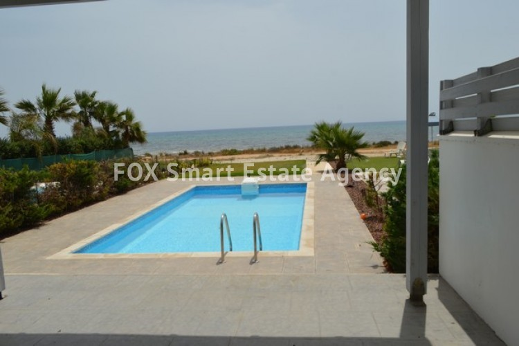 For Sale FRONT LINE 3 Bedroom Detached House in Agia Thekla, Famagusta 2