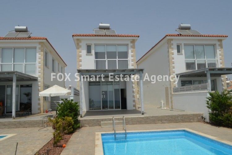 For Sale FRONT LINE 3 Bedroom Detached House in Agia Thekla, Famagusta 3