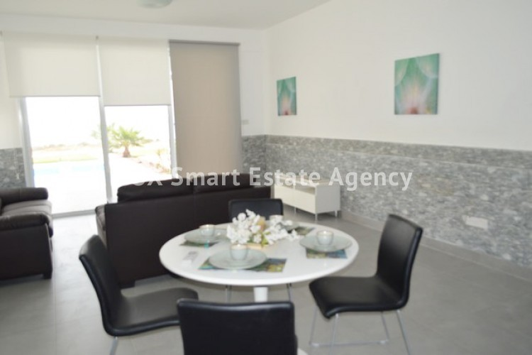 For Sale FRONT LINE 3 Bedroom Detached House in Agia Thekla, Famagusta 5