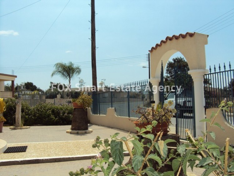 For Sale 6 Bedroom Detached House in Achna, Famagusta 31