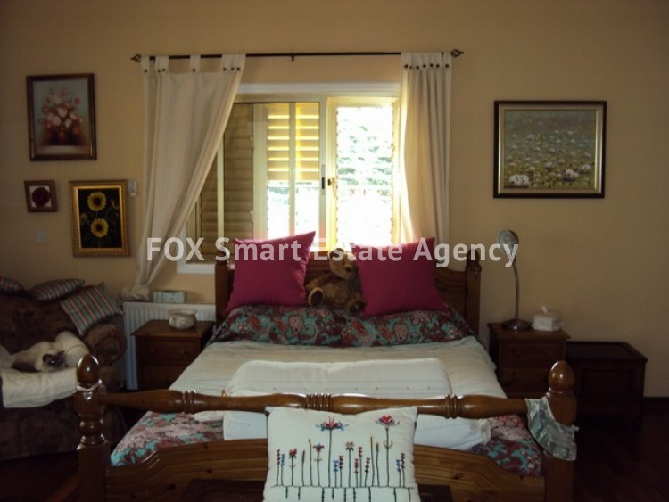 For Sale 6 Bedroom Detached House in Achna, Famagusta 31 10