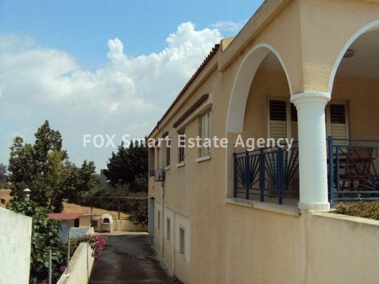 For Sale 6 Bedroom Detached House in Achna, Famagusta 32