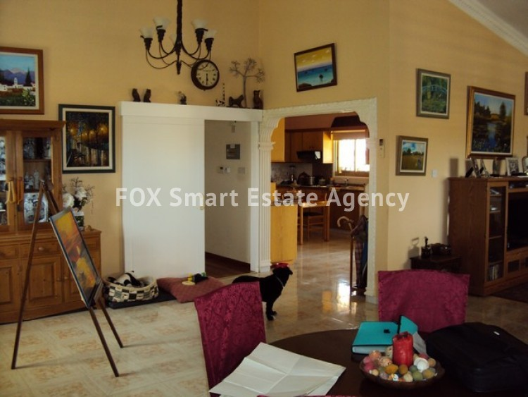 For Sale 6 Bedroom Detached House in Achna, Famagusta