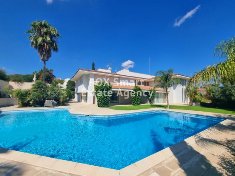 TOP OF THE ART - VERY EXCLUSIVE LUXURY HOUSE WITH SWIMMING POOL IN ENGOMI 6