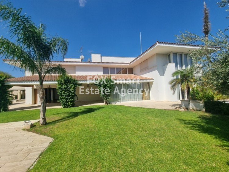 TOP OF THE ART - VERY EXCLUSIVE LUXURY HOUSE WITH SWIMMING POOL IN ENGOMI 9