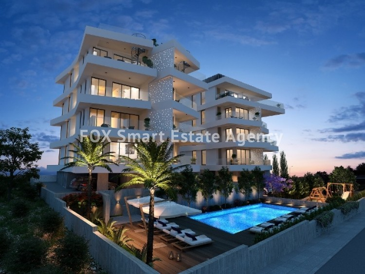 For Sale 2 Bedroom Whole floor Apartment in Germasogeia, Limassol