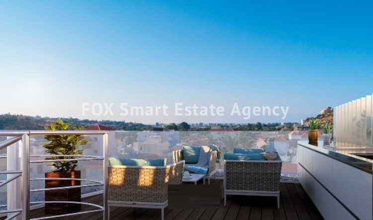 For Sale 2 Bedroom Whole floor Apartment in Germasogeia, Limassol 5