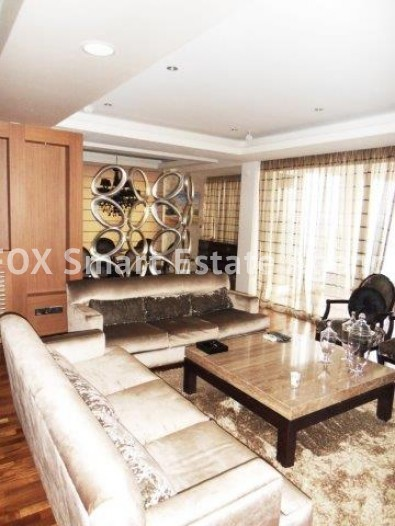 To Rent 4 Bedroom  Apartment in Agios tychon, Limassol 13