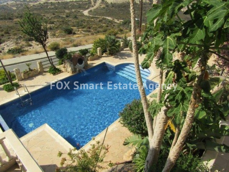 To Rent 5 Bedroom Detached House in Mesa geitonia, Mesa Gitonia, Limassol 14