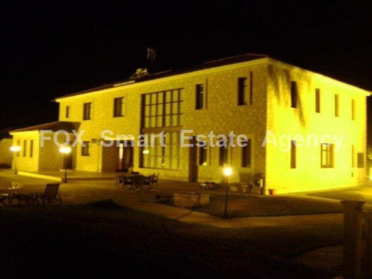 For Sale 5 Bedroom Detached House in Sia, Nicosia