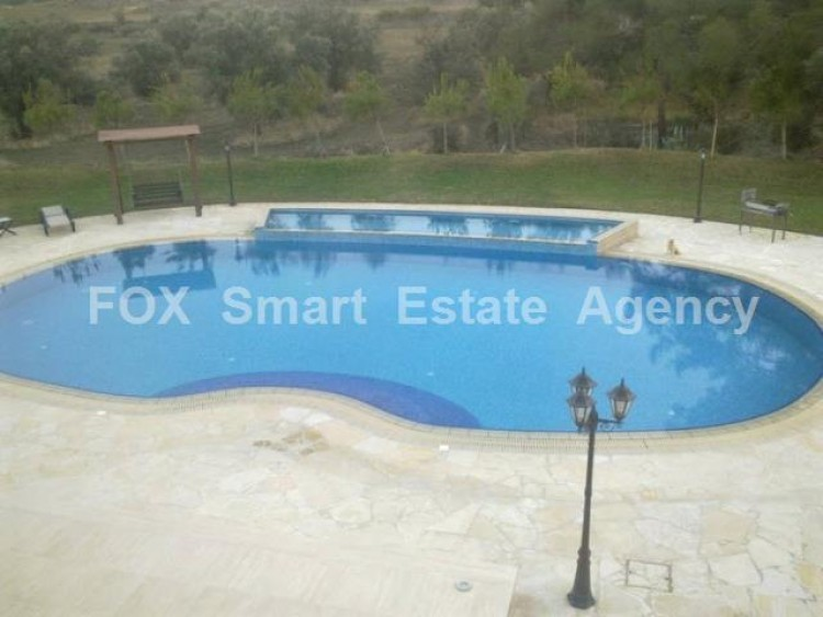For Sale 5 Bedroom Detached House in Sia, Nicosia 10