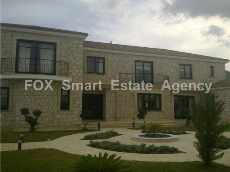 For Sale 5 Bedroom Detached House in Sia, Nicosia 13