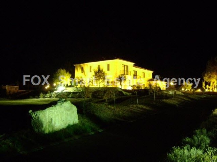 For Sale 5 Bedroom Detached House in Sia, Nicosia 2