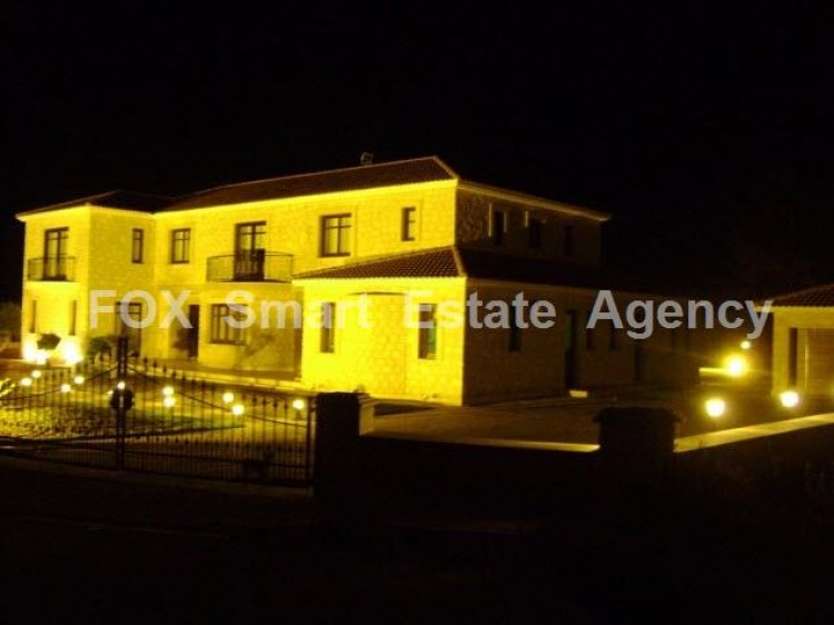 For Sale 5 Bedroom Detached House in Sia, Nicosia 28